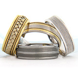 Men's Wedding Band Sale