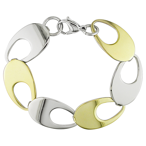 Click here for 8.5 Stainless Steel Bracelet prices
