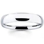5mm Benchmark Comfort Fit Wedding Band