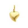 Floating Heart Pendant